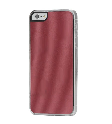 Coque iPhone 5/5S Cuir Anti-dérapant Rose