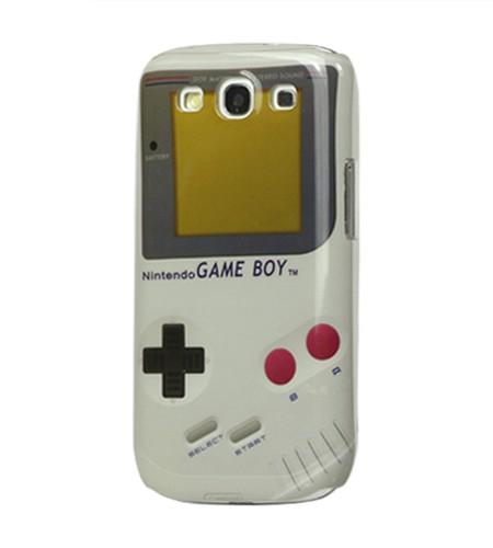 Coque Samsung Galaxy S III Game Boy Classique