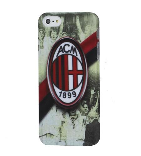 Coque iPhone 5 AC Milan