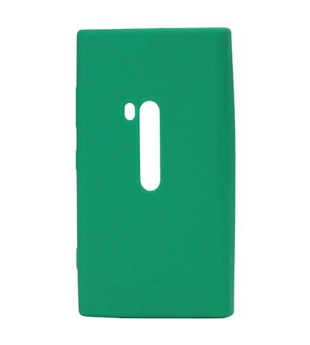 Coque Nokia Lumia 920 Silicone Vert