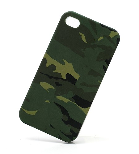 Coque iPhone 4/4S Camouflage Militaire