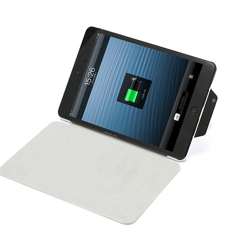 Housse rechargeable RoHS pour iPad Mini