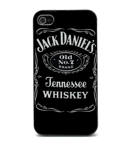 Coque iPhone 4/4S Jack Daniels