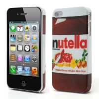 Coque iPhone 4/4S Nutella