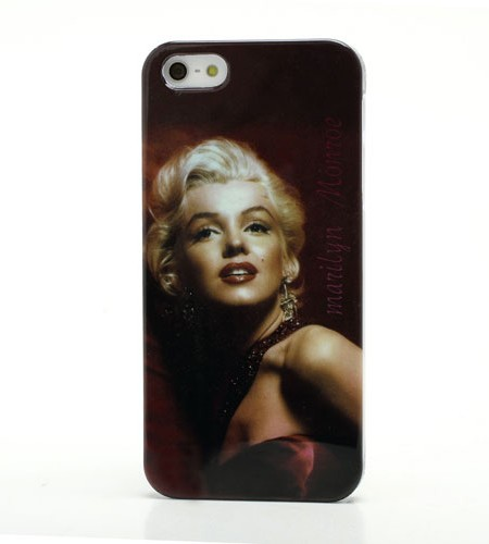 Coque iPhone 5/5S Marilyn Monroe