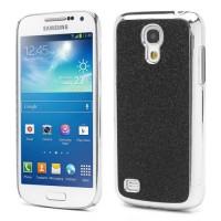 Coque Samsung Galaxy S4 Mini Paillettes Noir