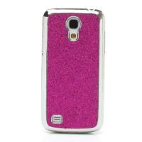 Coque Samsung Galaxy S4 Mini Paillettes Magenta