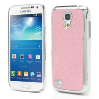 Coque Samsung Galaxy S4 Mini Paillettes Rose