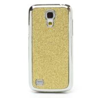Coque Samsung Galaxy S4 Mini Paillettes Doré