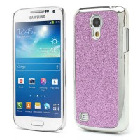 Coque Samsung Galaxy S4 Mini Paillettes Violet