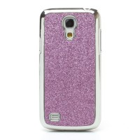 Coque Samsung Galaxy S4 Mini Paillettes Violet