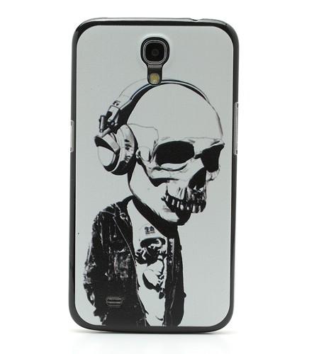 Coque Samsung Galaxy Mega - Squelette à Casque