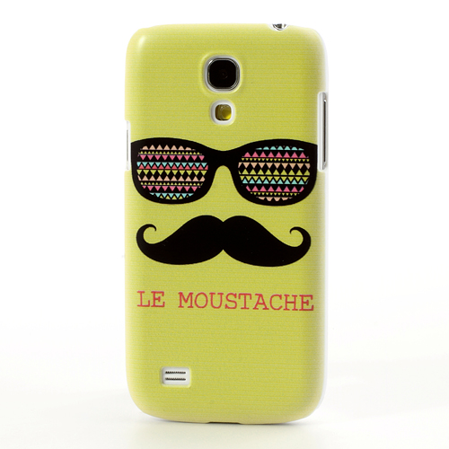 Coque Samsung Galaxy S4 Mini «Le Moustache»