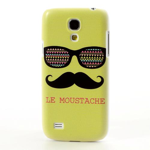 Coque Samsung Galaxy S4 Mini «Le Moustache»