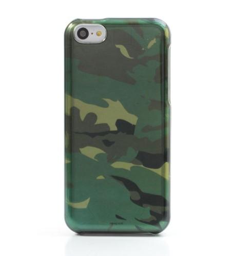 Coque iPhone 5C Camouflage Militaire
