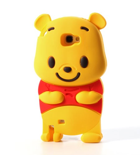 Coque Samsung Galaxy Note 2 Winnie l'Ourson 3D