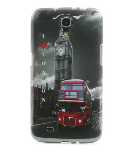 "Coque Samsung Galaxy Mega ""I Love London"""