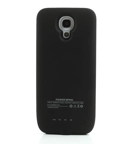 Coque qui recharge votre Samsung Galaxy S4 Mini - Noir