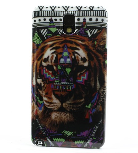 Coque Samsung Galaxy Note 3 Tigre Design