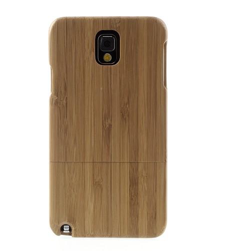 Coque Samsung Galaxy Note 3 Bois naturel - Bois Clair