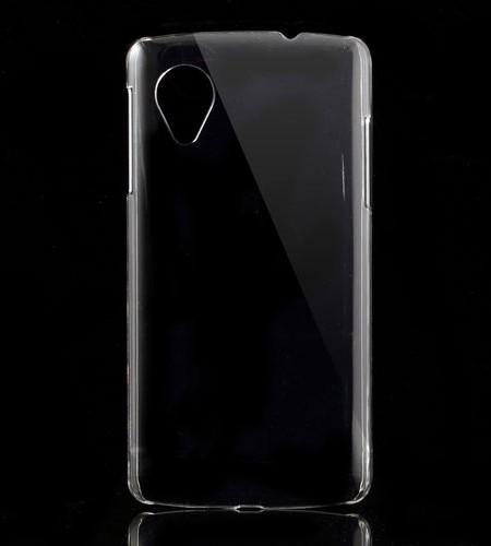 Coque Nexus 5 Transparente