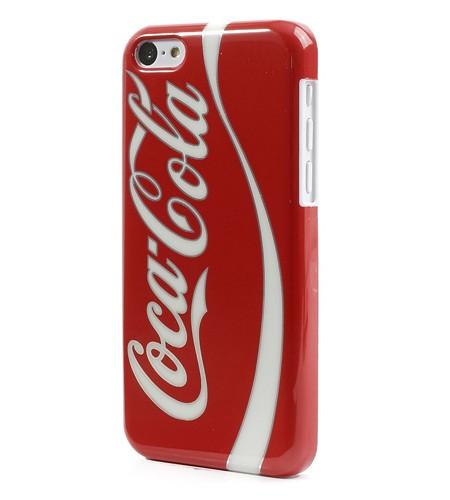 Coque iPhone 5C Coca-Cola