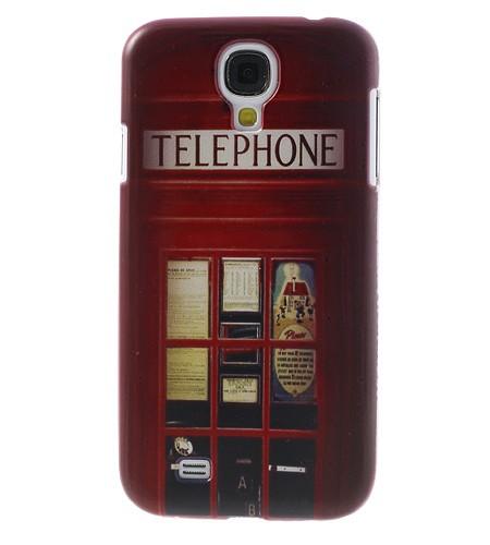 Coque Samsung Galaxy S4 Cabine Téléphonique Anglaise
