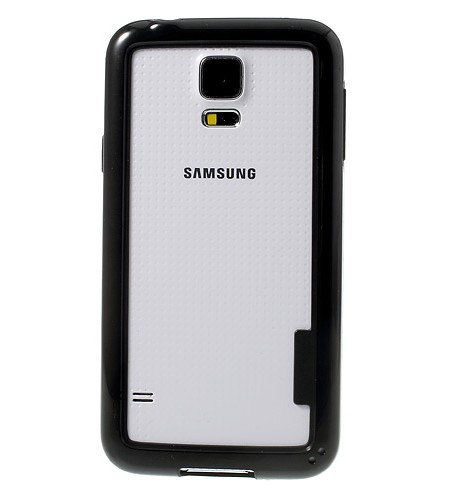 Bumper Duo pour Samsung Galaxy S5 - Noir