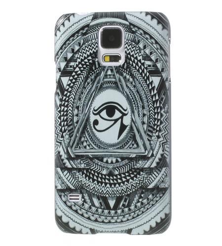 Coque Samsung Galaxy S5 Illuminati Égyptien