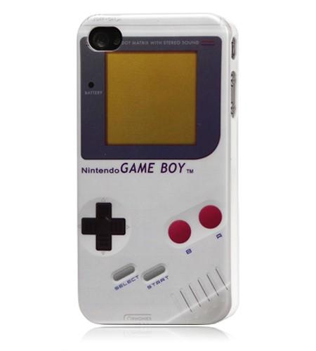 Coque iPhone 4/4S Game Boy Classique