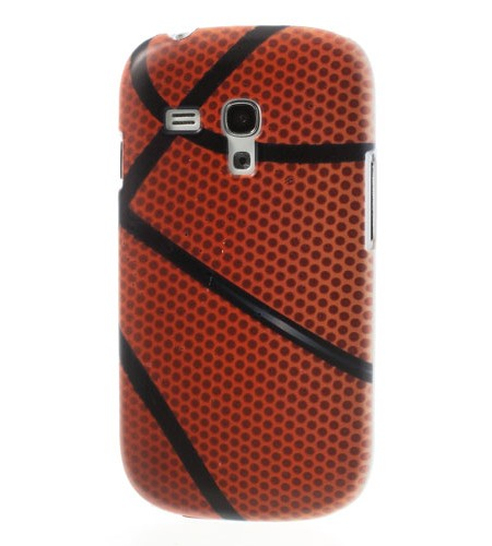 Coque Samsung Galaxy S3 Mini Ballon de Basketball