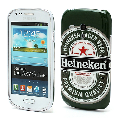coque samsung galaxy s3 mini heineken vendre en ligne car interior design. Black Bedroom Furniture Sets. Home Design Ideas