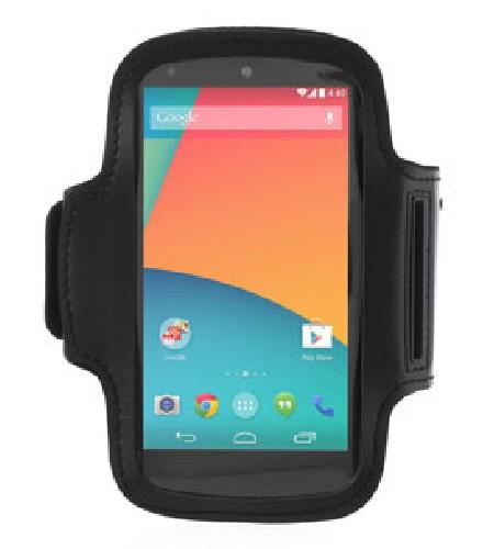Brassard de Sport pour Nexus 5 Noir