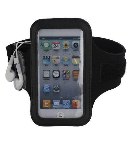 Brassard de Sport pour iPod Touch 5 - Noir