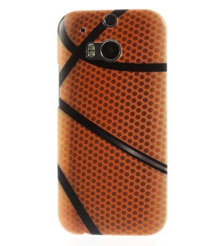 Coque HTC One M8 Ballon de Basketball