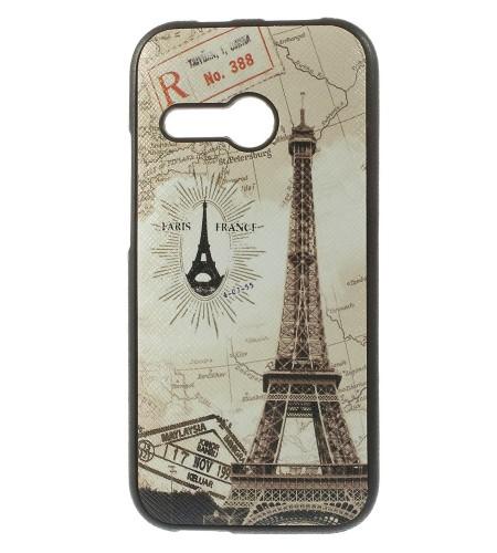 Coque HTC One Mini 2 Tour Eiffel Rétro