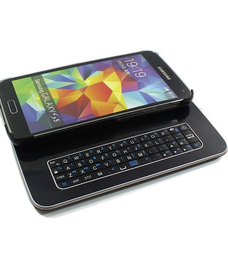 Clavier Bluetooth physique intégrer Samsung Galaxy S5