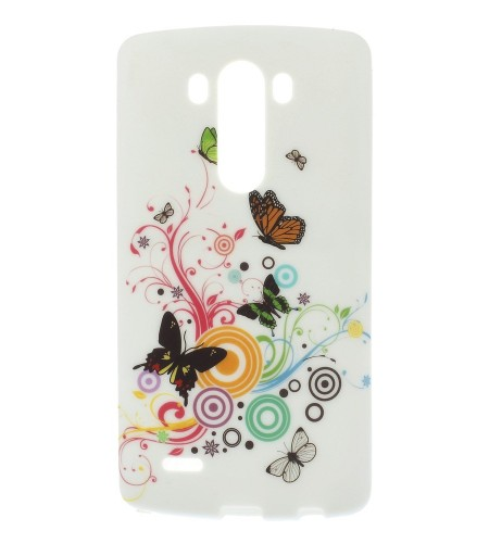 Coque LG G3 Papillons
