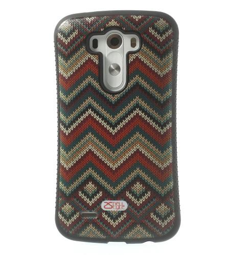 Coque LG G3 Aztèque Tribal Zig Zag