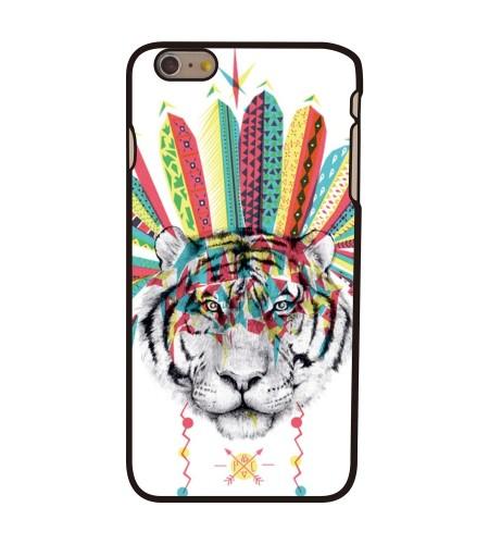 Coque iPhone 6 Plus Tigre Royal