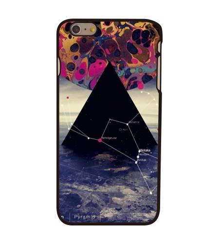 Coque iPhone 6 Plus Colorful Volcano