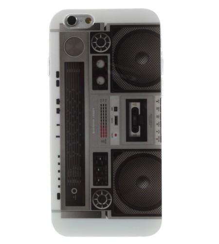 Coque iPhone 6 Radio Rétro