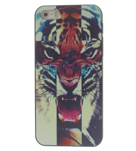 Coque iPhone 5/5S Tigre Féroce